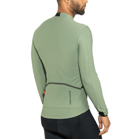 Northwave Fahrenheit - Maillot manches longues Homme - vert